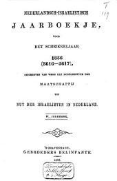 Nederlandsch-Israelietisch jaarboekje
