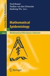 Mathematical Epidemiology: Issue 1945