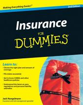 Insurance for Dummies: Edition 2