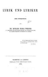 Karl Böttichers Tektonik der Hellenen: als ästhetische und kunstgeschichtliche theorie. Eine kritik