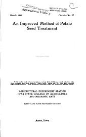 An Improved Method of Potato Seed Treatment