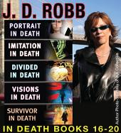 J.D. Robb The IN DEATH COLLECTION: Books 16-20