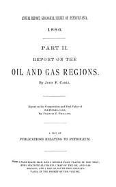 Annual Report of the Geological Survey of Pennsylvania