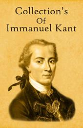 Collection's Of Immanuel Kant