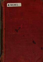 Popular Studies in Mythology, Romance & Folklore: Volumes 11-16