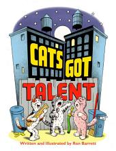Cats Got Talent: with audio recording
