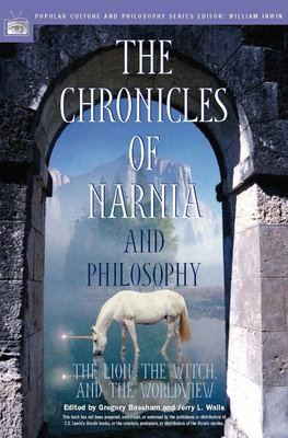 The Chronicles of Narnia and Philosophy (Book Cover)