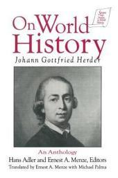 On World History: An Anthology