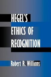 Hegel's Ethics of Recognition
