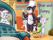 Oliver and Jumpy - the Cat Series, Stories 49-51: Bedtime stories for children in illustrated picture book with short stories for early readers.