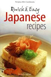 Quick & Easy Japanese Recipes