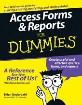 Access Forms and Reports For Dummies
