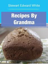 Recipes By Grandma