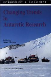Changing Trends in Antarctic Research