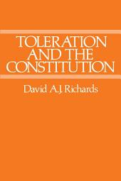 Toleration and the Constitution