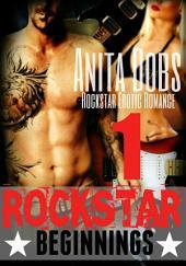 Rockstar Beginnings (Rockstar Erotic Romance #1): The Rockstar and the Virgin