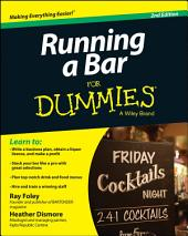 Running a Bar For Dummies: Edition 2