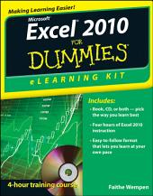 Excel 2010 eLearning Kit For Dummies