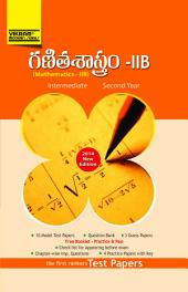 INTERMEDIATE II YEAR MATHS II B(Telugu Medium) TEST PAPERS: May 2014, March 2014, Model papers, Practiece Papers, Guess Papers
