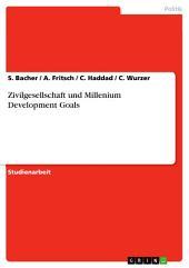 Zivilgesellschaft und Millenium Development Goals