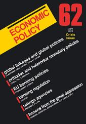 Economic Policy 62: Financial Crisis Issue