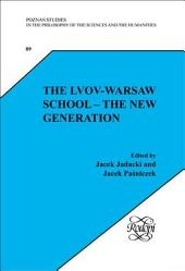 The Lvov-Warsaw School - the New Generation
