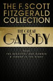 F. Scott Fitzgerald Collection: The Great Gatsby, The Beautiful and Damned and Tender is the Night (Collins Classics)