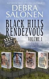Black Hills Rendezvous Boxed Set: Black Hills Rendezvous, Volume 1 (Books 1-4)