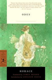Odes: With the Latin Text