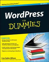 WordPress For Dummies: Edition 4