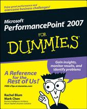 Microsoft PerformancePoint 2007 For Dummies