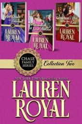 Chase Family Boxed Set Two - The Flowers: Violet, Lily, and Rose