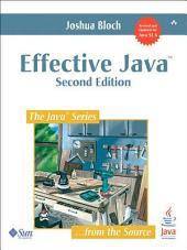 Effective Java: Edition 2