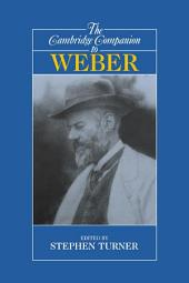 The Cambridge Companion to Weber