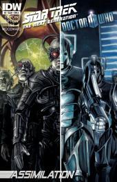 Star Trek TNG/Doctor Who: Assimilation #2