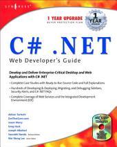 C#.Net Developer's Guide