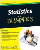 Statistics For Dummies: Edition 2