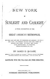 New York by Sunlight and Gaslight: A Work Descriptive of the Great American Metropolis ...