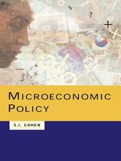 Microeconomic Policy
