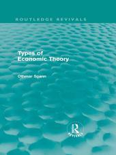 Types of Economic Theory