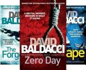 The Complete John Puller Series (Zero Day, The Forgotten, The Escape)