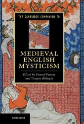 The Cambridge Companion to Medieval English Mysticism