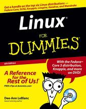 Linux For Dummies: Edition 6