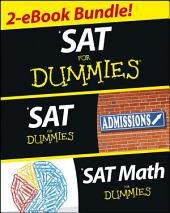 SAT For Dummies, Two eBook Bundle: SAT For Dummies and SAT Math For Dummies