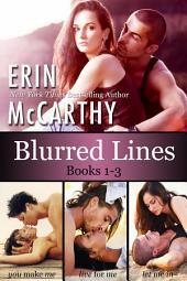 Blurred Lines: Books 1-3