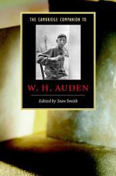 The Cambridge Companion to W. H. Auden