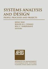 Systems Analysis and Design: People, Processes, and Projects