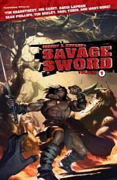 Robert E. Howard's Savage Sword Volume 1: Volume 1