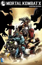 Mortal Kombat X (2015-) #16