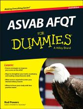 ASVAB AFQT For Dummies: Edition 2